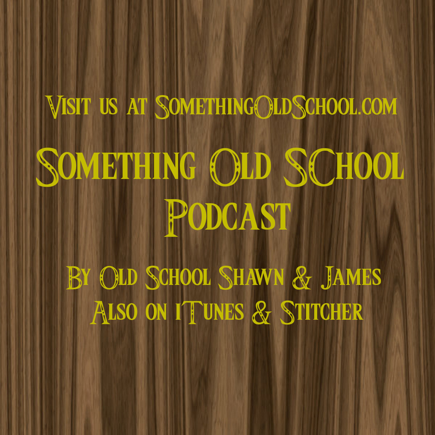 Something Old School Podcast
